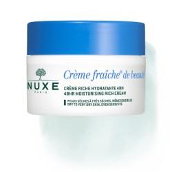 Nuxe Creme Fraiche de Beaute Crema Rica Hidratante 48h 50 ml