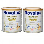 Novalac 2 Premium 8 Duplo 800g+800g