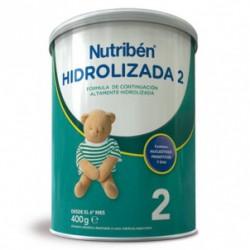 Nutriben Hidrolizada 2 400g