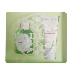 Labeau Cofre Fragancia Te Verde 100 ml + Leche Corporal 100 ml