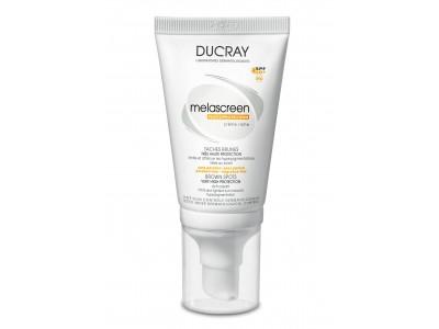 Ducray Melascreen UVSpf 50+ Crema Rica 40ml