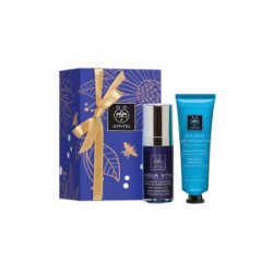 Apivita Cofre Navidad Face Hydration Serum 30ml + Mascarilla Lavanda 50 ml