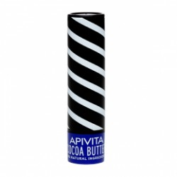 Apivita Lip Care Manteca de Cacao Hidratación Intensa Ideal Deportes SPF20 4,4g