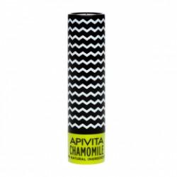 Apivita Lip Care Camomila Hidratacion y Suavidad SPF15 4,4g