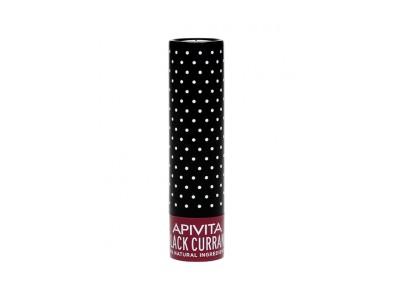 Apivita Lip Care Grosella Negra Hidratación y Color 4,4g