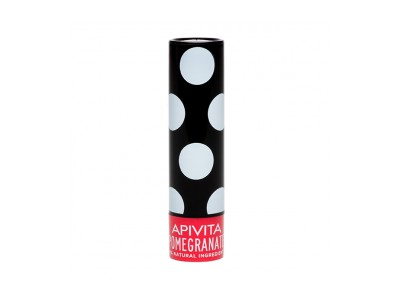 Apivita Lip Care Granada Hidratación y Color 4,4g