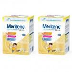 Meritene Pack Duplo Batido de Vainilla 15 + 15 Sobres