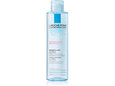 La Roche-Posay Agua Micelar Ultra Piel Reactiva 200ml