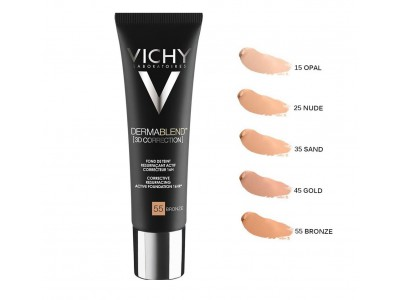 Vichy Dermablend 3D Correction 55 Bronze 30ml