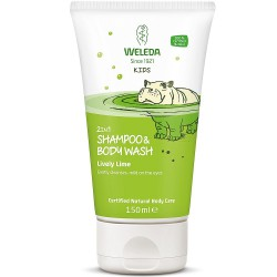 Weleda Kids Shampoo & Body Wash Lima Chispeante 150ml