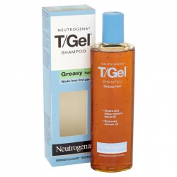 Neutrogena T/Gel Champú Normal Graso 250ml