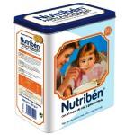 Nutriben Papilla 8 cereales Toque Miel y Galletas María
