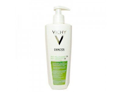 Vichy Dercos Champú Anticaspa Cabello Normal/Graso 390ml