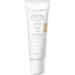 Avene Maquillaje Fluido Couvrance 02 Natural 30ml