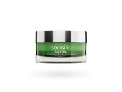 Sensilis Supreme Renewal Detox Day Spf15 Crema 50ml