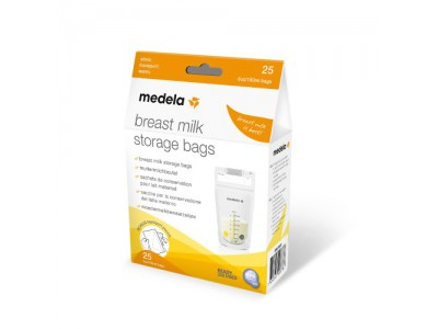Medela bolsas para leche materna Pump Save 25 uds.