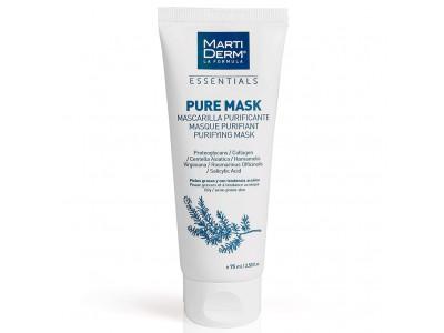 Martiderm Pure Mask pieles grasas-acnéicas 75ml