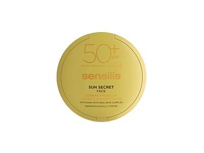 Sensilis Sun Secret Maquillaje Compacto SPF50 Natural