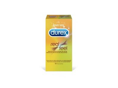Durex Preservativos Real Feel 12 uds.