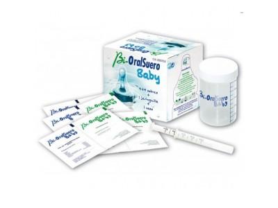 Bi-Oralsuero Baby 4 Sobres Dobles
