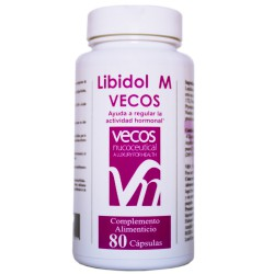 Libidol Mujer Vecos 80 Cápsulas