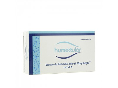 Humectular 30 Comprimidos