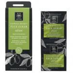 Apivita Express Beauty Crema Exfoliante Intensa Oliva 2x8ml