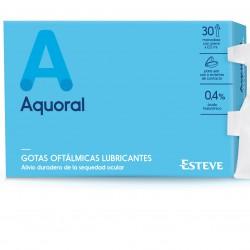 Aquoral Gotas Oftálmicas 20 Monodosis 0.5ml