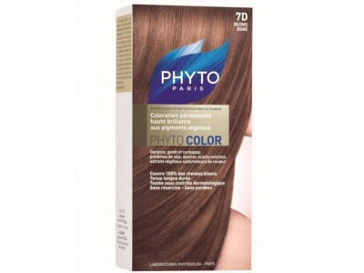 Phyto Color 7D Rubio Dorado