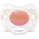 Suavinex Couture Chupete Premium Silicona Tetina Fisiológica 4-18 meses