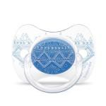Suavinex Couture Chupete Premium Silicona Tetina Fisiológica +18 meses