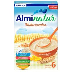 Alminatur Multicereales 250 gramos +6 meses