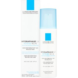 La Roche Posay Pack Hydraphase Uv Rica Intensa 50ml