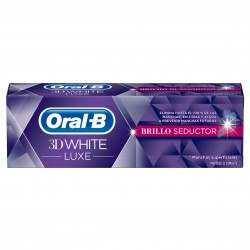 Oral-B 3D White Luxe Brillo seductor 100ml