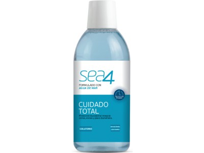 Sea4 Colutorio Cuidado Total Sin Alcohol 500ml