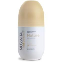 Mussvital Dermactive Desodorante Nature 75ml