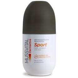 Mussvital Dermactive Desodorante Sport Men 75ml