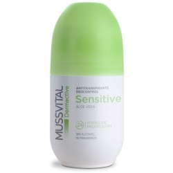 Mussvital Dermactiv Desodorante Sensitive 75ml