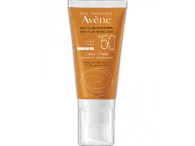 Avene Crema SPF50+ Pieles Sensible 50ml