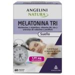 Angelini Melatonina Tri 60 Comp