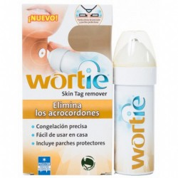 Wortie Tratamiento Eliminador Acrocordones 50ml