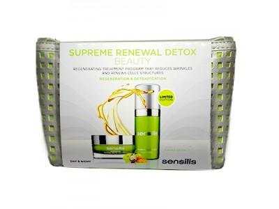 Sensilis Pack Supreme Renewal Detox + Regalo Neceser