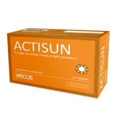 Actisun Solar Vecos 60 Cápsulas