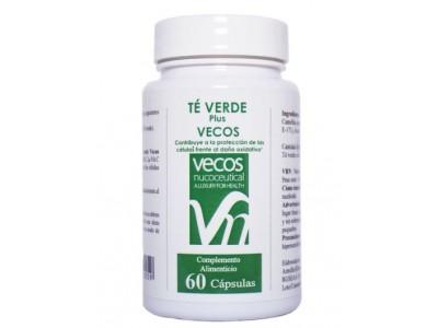 Té Verde Plus Vecos 60 Cápsulas