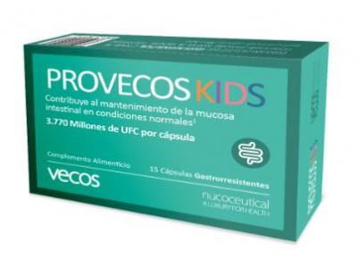 Provecos Kids 15 Cápsulas