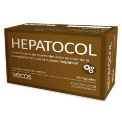 Hepatocol Vecos 90 cápsulas