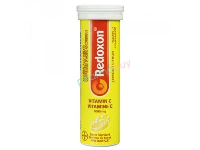 Redoxon 1g 30 Comp. Eferv. Limón