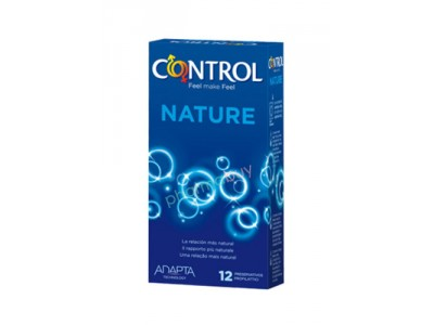 Control Preservativos Nature 12 uds.