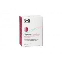 N + S Cispreven 30 Comprimidos