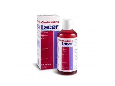 Colutorio Lacer Clorhexidina 500ml